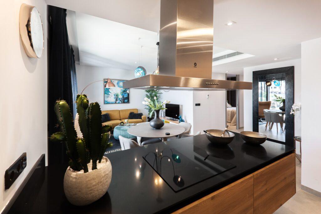 Diseño de estilo contemporáneo en vivienda modular cortabitarte