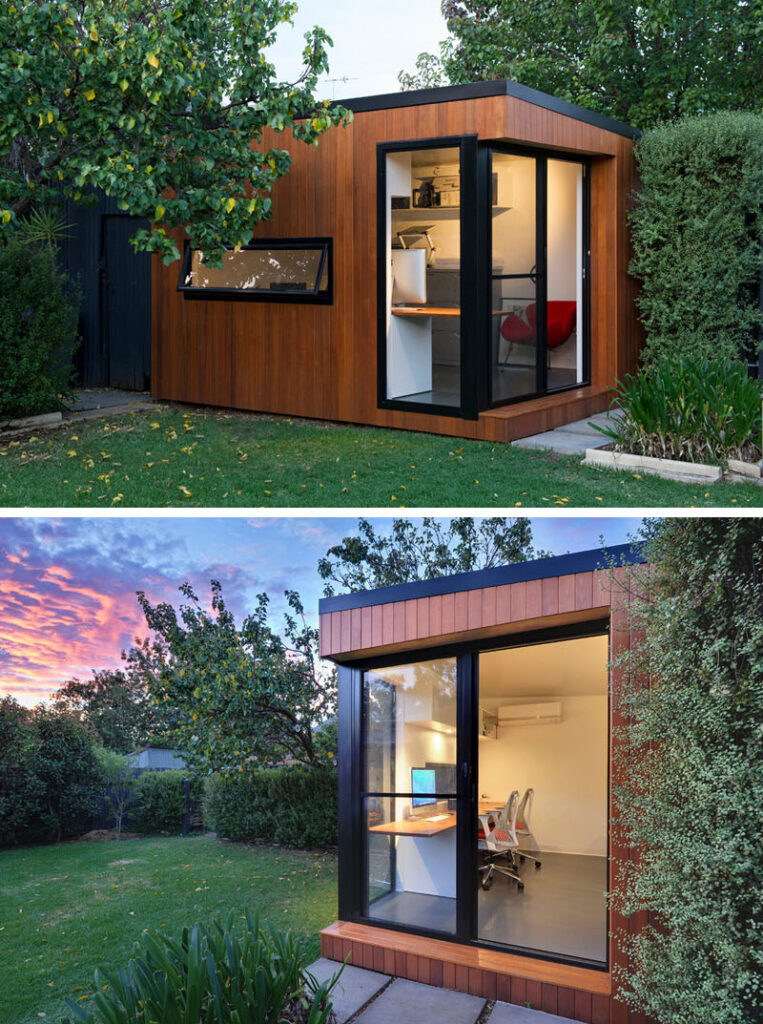 Home Office y arquitectura modular.