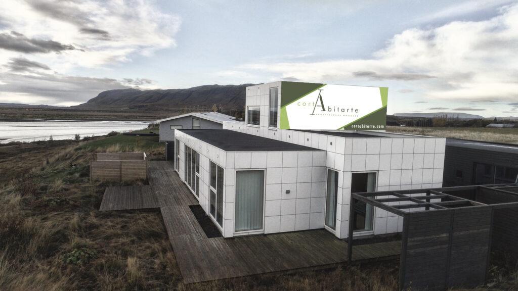 La Arquitectura modular como solución a la hostelería y el turismo ante la nueva realidad Post-Covid.