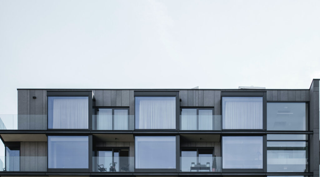 Industrialized houses in passivhaus buildings are the future of sustainable construction.