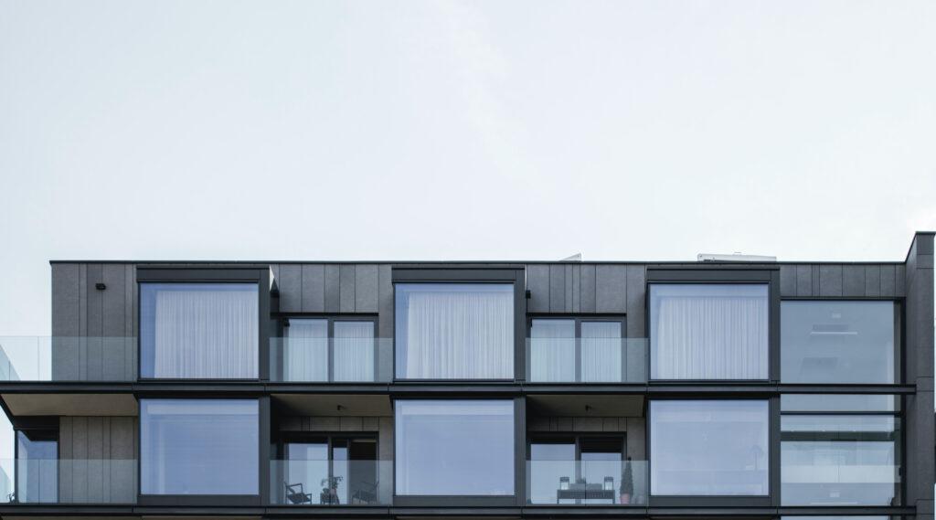 Las casas industrializadas en edificios passivhaus son el futuro de la construcción sostenible.